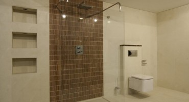 You can see this breath-taking wet room design up close at our showroom in Preston